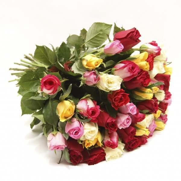 Букет цветов на заказ в спб